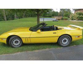 1986 CORVETTE OFICIAL INDI 500 PACE CAR CONVERTIBLE   CARS & TRUCKS   NORFOLK COUNTY   KIJ