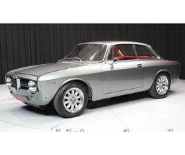 GIULIA 1600 SPRINT GT VELOCE