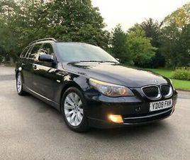 2008 BMW 535D SE TOURING SPARES OR REPAIR*FULL PANORAMIC ROOF