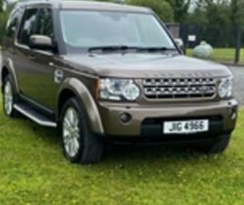 USED 2011 LAND ROVER DISCOVERY DIESEL SW NOT SPECIFIED 177,000 MILES IN BRONZE FOR SALE |