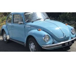 VW BEETLE 1300 1976 - ONE OWNER FROM NEW