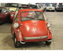 FOR SALE: 1957 BMW ISETTA IN CLEVELAND, OHIO