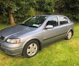 OPEL ASTRA FOR SALE IN WEXFORD FOR €1,995 ON DONEDEAL
