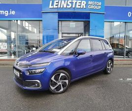 CITROEN C4 GRAND PICASSO 2.0 FLAIR *LEATHER , 2018 FOR SALE IN DUBLIN FOR €24,950 ON DONED