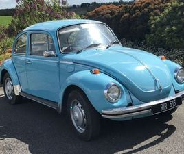 VW BEETLE 1300 1976 - ONE OWNER FROM NEW FOR SALE IN OFFALY FOR €12,000 ON DONEDEAL