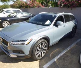 USED 2021 VOLVO V90 T6 CROSS COUNTRY