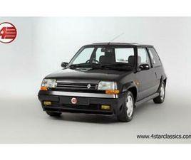 RENAULT 5 GT TURBO PHASE II 1.4 MANUAL 1990 /// 85K MILES