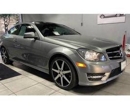 C 250 COUPE RWD
