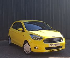 USED 2017 FORD KA+ 1.2 STUDIO 5DR IN DUNDEE