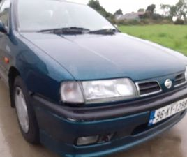 NISSAN PRIMERA 1.6 PETROL FOR SALE IN CORK FOR €1,800 ON DONEDEAL
