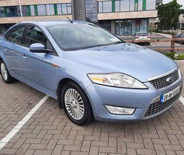 FORD MONDEO, 2008.. NCT 02-2022 FOR SALE IN DUBLIN FOR €1,250 ON DONEDEAL