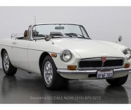 FOR SALE: 1973 MG MGB IN BEVERLY HILLS, CALIFORNIA