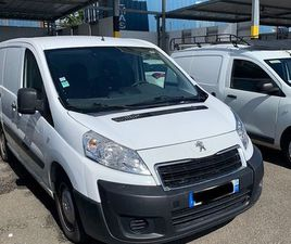 PEUGEOT EXPERT FOURGON 3 PLACES