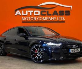 AUDI A7 3.0 TDI S LINE 50 QU 286PS 5DR A FOR SALE IN DUBLIN FOR €58,950 ON DONEDEAL