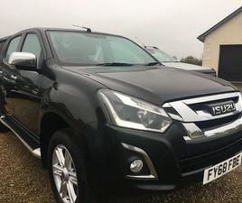 2018 ISUZU D-MAX 1.9 TD YUKON 4X4 FOR SALE IN TYRONE FOR £16,800 ON DONEDEAL