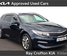 KIA OPTIMA SPORTSWAGEN EXS AUTO 5DR FOR SALE IN KILDARE FOR €23,950 ON DONEDEAL