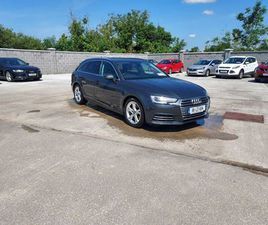AUDI A4 AVANT ULTRA SPORT.. 150 BHP... FOR SALE IN LONGFORD FOR €21,450 ON DONEDEAL