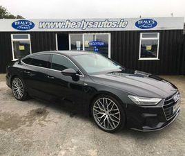 2019 AUDI A7 40 TDI S LINE 204BHP AUTO/S TRONIC FOR SALE IN OFFALY FOR €57,950 ON DONEDEAL