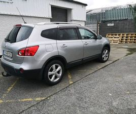 NISSAN QASHQAI FOR SALE IN DUBLIN FOR €4,700 ON DONEDEAL