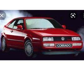 VW G60 CORRADO GOLF