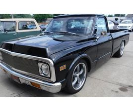 FOR SALE: 1971 CHEVROLET C10 IN MILFORD, OHIO
