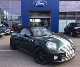USED 2015 MINI ROADSTER COOPER NOT SPECIFIED 21,270 MILES FOR SALE | CARSITE