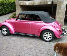 VW COX 1302 CABRIOLET