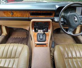1987 JAGUAR SOVEREIGN 3.6 4DR AUTO
