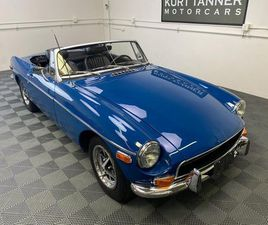 1972 MG B FOR SALE