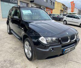 BMW - X3 2.0D