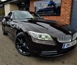 USED 2015 BMW Z4 2.0 Z4 SDRIVE20I ROADSTER 2DR 181 BHP CONVERTIBLE 94,423 MILES IN BROWN F