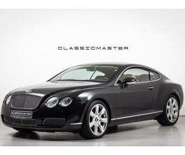 BENTLEY CONTINENTAL GT BTW AUTO, FISCALE WAARDE € 22.000,- (