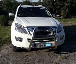142 ISIUZU D-MAX FOR SALE IN CARLOW FOR €23,000 ON DONEDEAL
