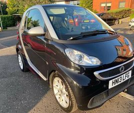 SMART FORTWO 0.8 CDI PASSION SOFTTOUCH 2DR