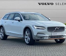 VOLVO V90 T6 [310] CROSS COUNTRY OCEAN RACE 5DR AWD GEARTRON 2.0