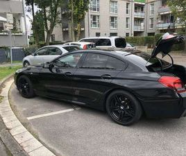 BMW 640 6ER GRAN COUPE