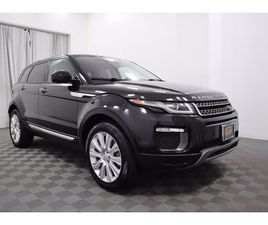 USED 2016 LAND ROVER RANGE ROVER EVOQUE HSE