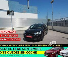 DS DS 4 CROSSBACK BLUEHDI 133KW 180CV SS EAT6 SPORT