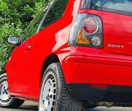 SEAT AROSA 1.0 / VW LUPO GTI WHEELS