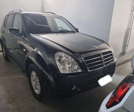 SSANGYONG - REXTON II 270XDI LIMITED