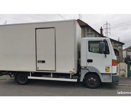 CAMIONS NISSAN