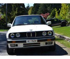E30 BMW 325IX 1988