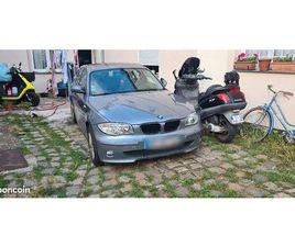 BMW 118I E87 EN PANNE