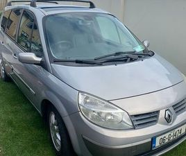 RENAULT GRAND SCENIC 1.6 16V FOR SALE IN DUBLIN FOR €950 ON DONEDEAL