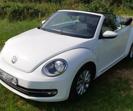 VOLKSWAGEN THE BEETLE CABRIOLET 1.2 TSI BLUEMOTION TECH...