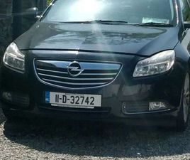 OPEL INSIGNIA BREAKING FOR SALE IN TIPPERARY FOR €1 ON DONEDEAL