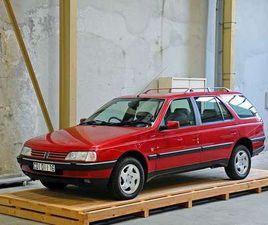 PEUGEOT 405 GTX BREAK DE 1995 À VENDRE