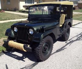 1954 WILLYS M38A1 FOR SALE