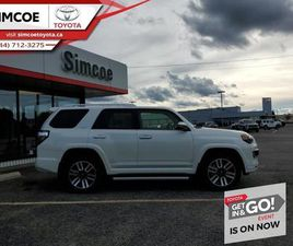 USED 2021 TOYOTA 4RUNNER LIMITED