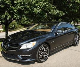 BLACK COLOR 2013 MERCEDES-BENZ CL-CLASS AMG CL 65 FOR SALE IN PITTSBURGH, PA 15238. VIN IS
